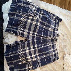 2 pairs of nautica men's shorts